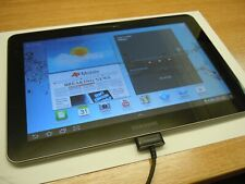 Samsung Galaxy Tab 10.1 GT-P7500 16GB Storage 1GB RAM 3G Sim Card Optional
