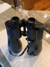 Vintage Military Beck Kassel Binoculars - Tordalk 15 X 80 Made In Germany
