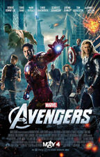 """The Avengers ( 11"""" x 17"""" ) Movie Collector's Poster Print  - B2G1F"""