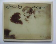Cigar LaFlor De Erb W.J. Martens Love Dream Early 1900 Ad Prototype Sepia Print