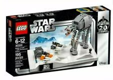 Lego 40333 Star Wars Battle of Hoth 20th Anniversary Edition Set
