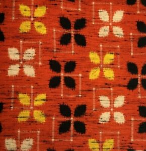 BY THE METRE Vintage Japanese WOOL Kimono TSUMUGI Fabric Patchwork Quilting #141