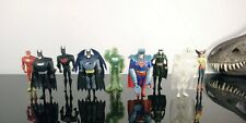 JUSTICE LEAGUE UNLIMITED - LEGION OF SUPER HEROES LOT  RARE