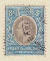 EAST AFRICA AND UGANDA PROTECTORATES 24  USED - NO FAULTS  EXTRA FINE!