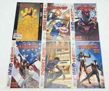 Ultimate Comics All New Spider-Man 14-17 16.1 Ultimate Six #5 Marvel Comic Lot