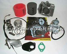 88cc Stage 2 Complete Big 22mm Bore Kit for 2013 2012 Honda XR50 CRF50 Dirt Bike