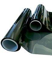 40% cortina de tinte de ventana de coche negro teñido de tintes de la...