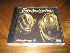 Chicano Rap CD Psycho Realm - A War Story Book 2 - Sick Jacken Street Platoon