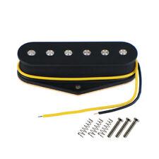 NEW pickup TELECASTER BRIDGE céramique - black -  pour guitare tele