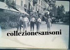 NEGATIVA FOTOGRAFICA ANNI '20 VIA ROMA A GIAVENO - TORINO -   C7-83