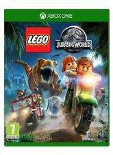 Lego Jurassic World Xbox ONE  NEW DISPATCHING TODAY ALL ORDERS PLACED BY 2 PM