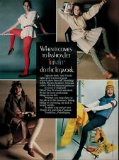 1978 TRIMFIT   LEGWEAR Tight  Magazine  PRINT AD