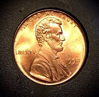 1995 Double-Die Lincoln Cent Uncirculated DDO