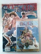 One Piece Magazine n. 2 : DVD Enciclopedia Variant Del Edition con fotogrammi MA