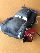 DISNEY CARS - Jackson Storm - Plush Toy - Medium- Combined Postage