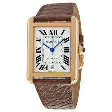 Cartier Tank Solo XL Automatic Mens Watch W5200026