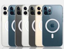 Cover Custodia MagSafe magnetica TRASPARENTE  per iPhone 12 /12 Pro MAX Mini