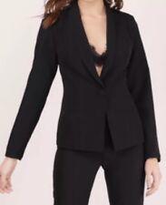 Tobi Kendall Blazer Women's Size Medium Black Fitted NWT $78.00