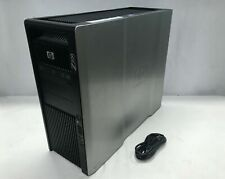 HP Z800 Workstation 8-Core X5550 2.66 GHz 32 GB RAM Radeon HD 6770, 2.0TB Win 10