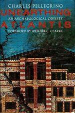 """Unearthing Atlantis"" Minoan Ruins Huge City1650BC Crete Santorini Thera Volcano"
