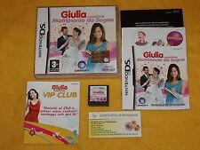 GIULIA MATRIMONIO DA SOGNO x NINTENDO DS 3DS USATO COMPLETO VERSIONE ITALIANA