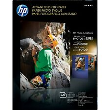 HP Advanced Glossy Photo Paper - 100 Sheets 5 x 7 in