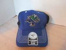 FORTY SEVEN BRAND~'47 CLOSER~Blue VANCOUVER CANUCKS HAT / CAP~Size S/M~NWT