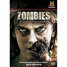 History Channel - ZOMBIES - A Living History - DVD NEW