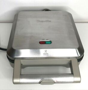Breville Nonstick Stainless Steel Personal Pie Maker Model BPI640XL EUC Tested