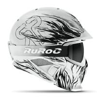 RUROC RG1-DX - Farbe: TRIBE - Größe: YL/S (54 - 56 cm)