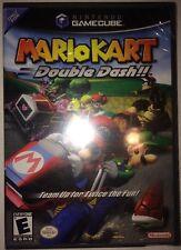 NEW Sealed Mario Kart: Double Dash (Nintendo GameCube, 2003)
