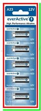 5 Batterie Pile EVERACTIVE A23 MN21 V23GA LRV08 GP23A L1028 K23A 8LR932 3LR50