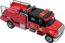 11920 Walthers SceneMaster International 7600 Crew-Cab Brush Fire Truck HO