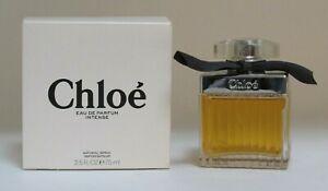Chloe Intense Perfume Eau de parfum 2.5 oz EDP 75 ml by Chloe for Women TESTER