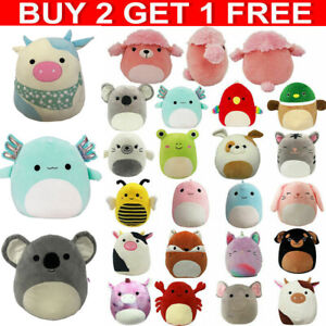 Squishmallows 7-Inch Plush *Choose Your Favourite UK New