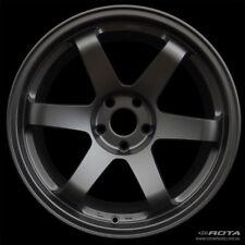 "18""  ROTA Grid R 5/100 +38 WHEELS RIMS AUDI, SUBARU, TOYOTA, LEXUS CT, VW"