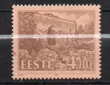 Estonia : 1997 Castles MNH