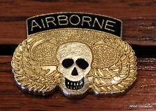 Airborne Lapel Pin American Death From Above Army Tie Tack United States 1930