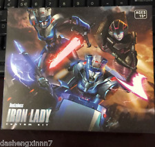 TRANSFORMES BEELZEBOSS IRON LADY ADD-ONS FOR GENERATIONS ARCEE &CHROMIA In stock