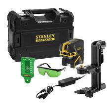 Stanley Linienlaser Kreuzlinienlaser & 5-Punkt Laser GRÜN FMHT 77598-1 Li-Ion