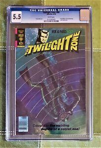 TWILIGHT ZONE COMICS- COMPLETE RUN - DELL, GOLD KEY & WHITMAN (96 COMICS)