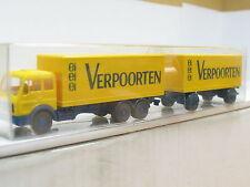 Wiking MB  Kofferhängerzug eieiei Verpoorten OVP (y8013)