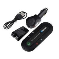 Neue Auto Drahtlose Bluetooth Freisprechanlagen Multipoint Auto Kit Visier