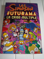 Les Simpson Futurama La crise multiple