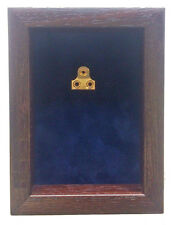 Small Royal Navy Medal Display Case For 1 Medal