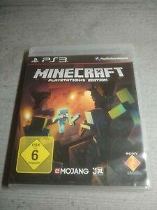 Minecraft für Playstation 3 gebraucht
