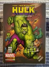 Incredible Hulk Complete Collection WIN MAC DVD-ROM Marvel Excellent Condition