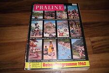 PRALINE # 5 vom 27.2.1962 -- tolles Geburtstag-Geschenk // Mode Creationen 1962