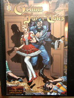 Grimm Fairy Tales #11 - Bluebeard the Pirate - Cover by Al Rio - VF/NM - First P