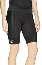 PEARL IZUMI WOMEN'S Elite 8 inch Black Tri Short Medium NWT